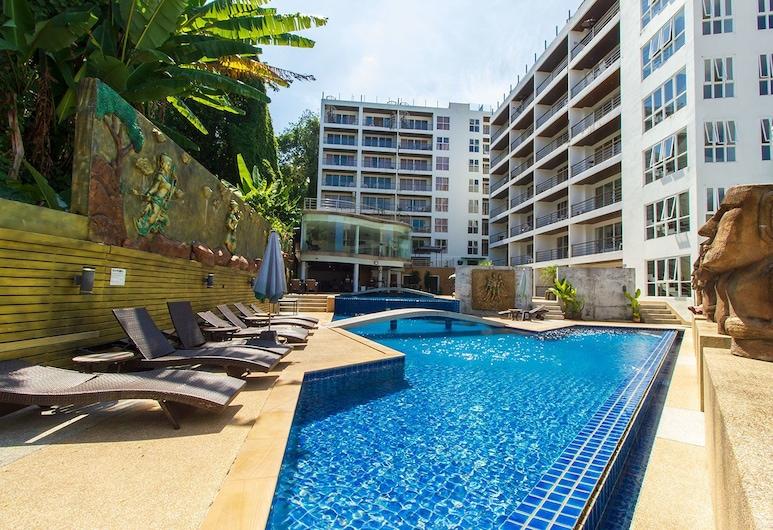 Patong Sea View Apartments, Patong