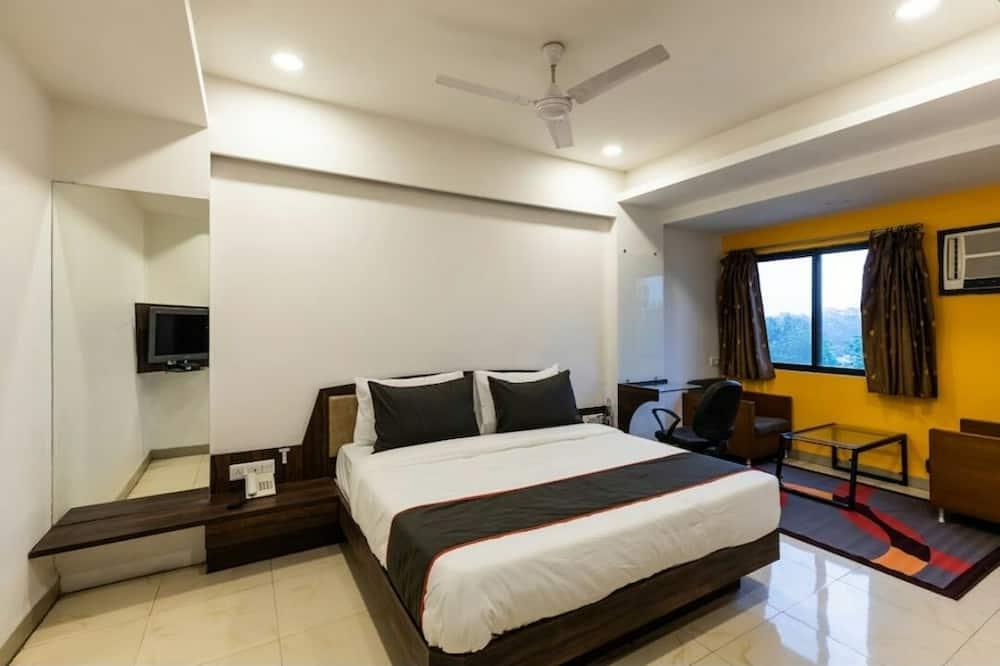 Deluxe kamer, 1 twee- of 2 eenpersoonsbedden, 1 eenpersoonsbed, roken - Binnenkant hotel