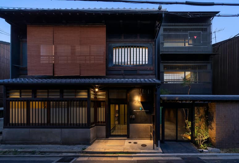 THE MACHIYA SHINSEN-EN, 京都市