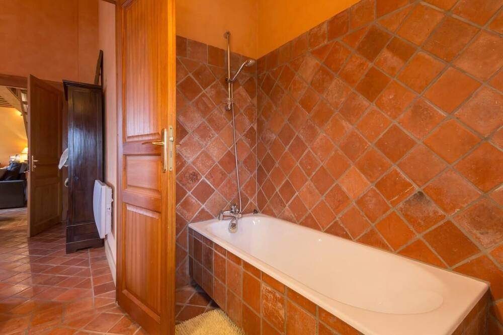 Family House, Ensuite (Andrée) - Bathroom