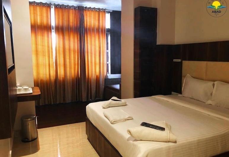 Abad Inn 2, Bombay, Deluxe Tek Büyük Yataklı Oda, Oda