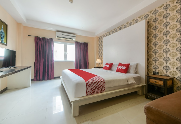 OYO 316 Cozy Rooms@Reader's, Pattaya, Premier-Doppelzimmer, Ausblick vom Zimmer