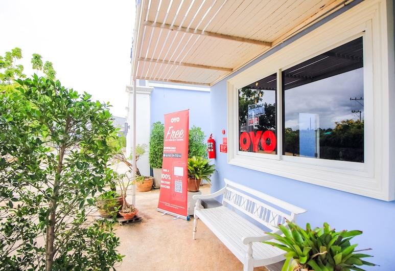 OYO 330 Venus Resort Pranburi, Pranburi, Receptie