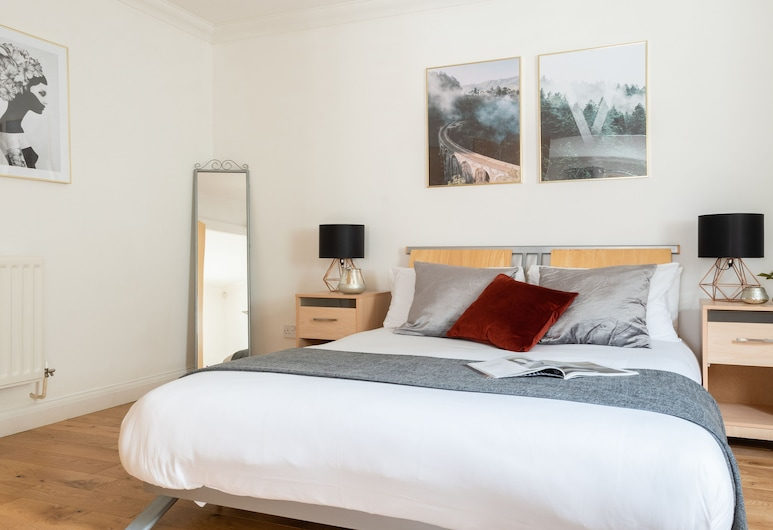 Platinum Apartments near Old St. Station, London, Apartment, 1 Bedroom, Room