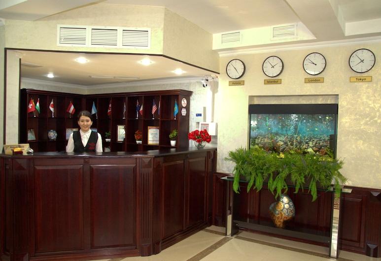 Rush Hotel, Nur-Sultan, Recepcja