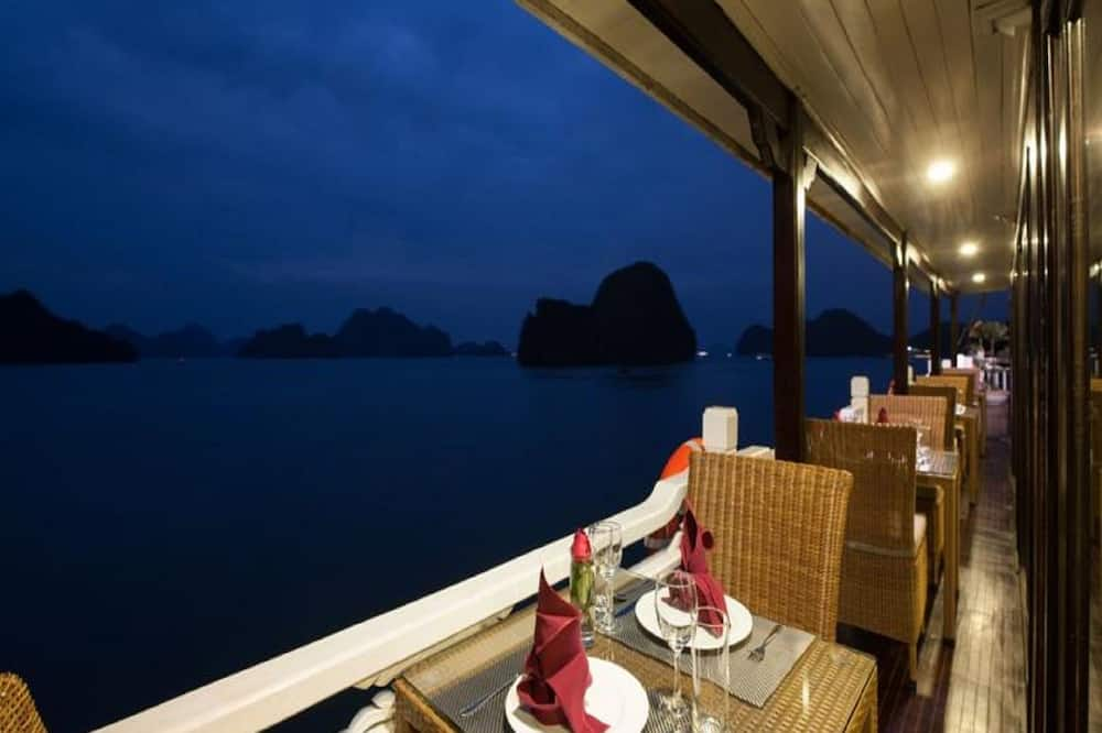 Speisen im Freien