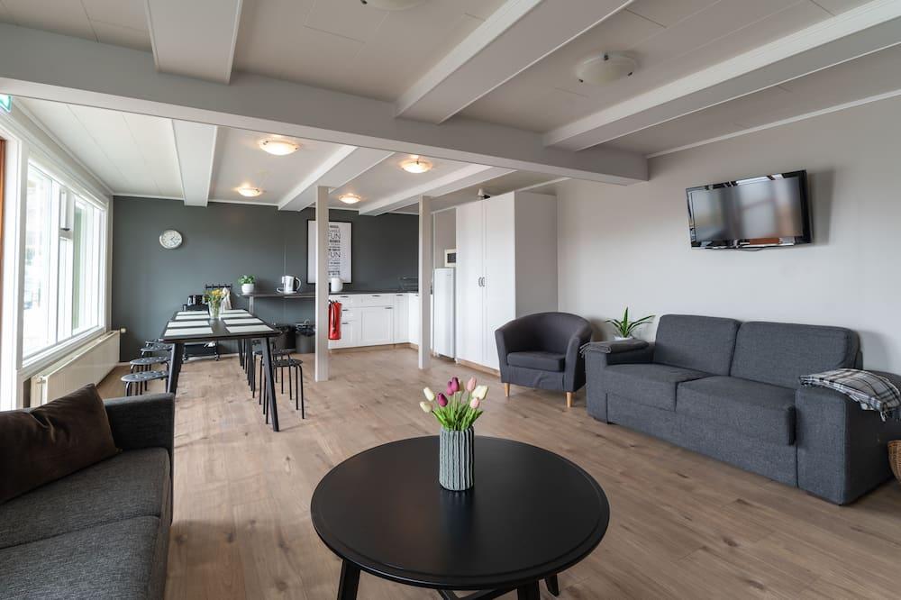 共用宿舍, 男女混合宿舍 - 公共廚房設施