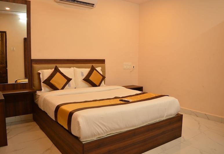 Hotel Plaza Residency, Bengaluru, Dobbeltrom – deluxe, Gjesterom
