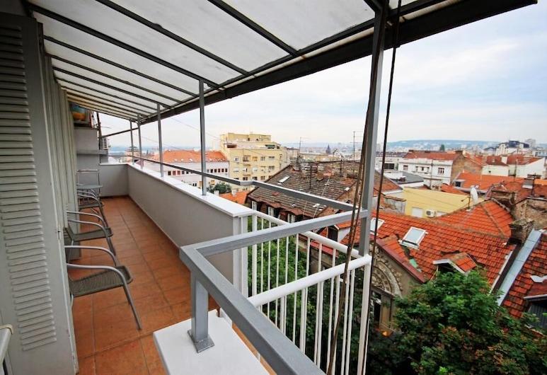Apartment Dositejeva , Belgrad, Apartment, 2Schlafzimmer, Balkon