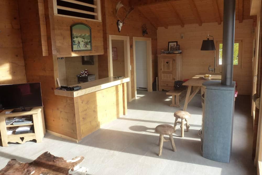 奢華木屋 - 客廳