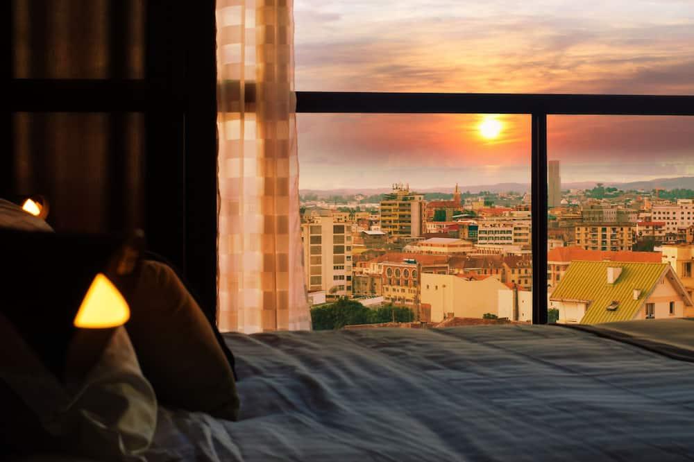 Căn hộ, 1 phòng ngủ, Quang cảnh thành phố (T2 302) - Quang cảnh thành phố