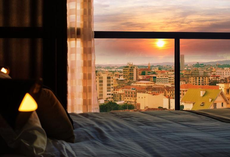 Grand Appart' Antaninarenina, Antananarivo, Apartment, 1 Bedroom, City View (T2 302), City View
