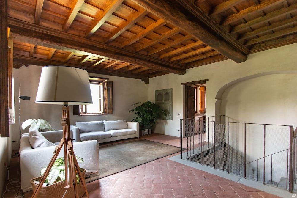 Villa, 5 magamistoaga (Villa Doriana) - Lõõgastumisala