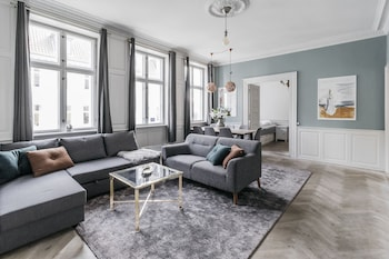 A(z) 140m2 Apartment with Parliament View hotel fényképe itt: Koppenhága