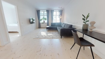 Bild vom Large and Bright Apartment in Centre in Kopenhagen