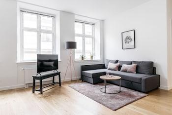 A(z) 3-bedroom Apartment in Copenhagen hotel fényképe itt: Koppenhága