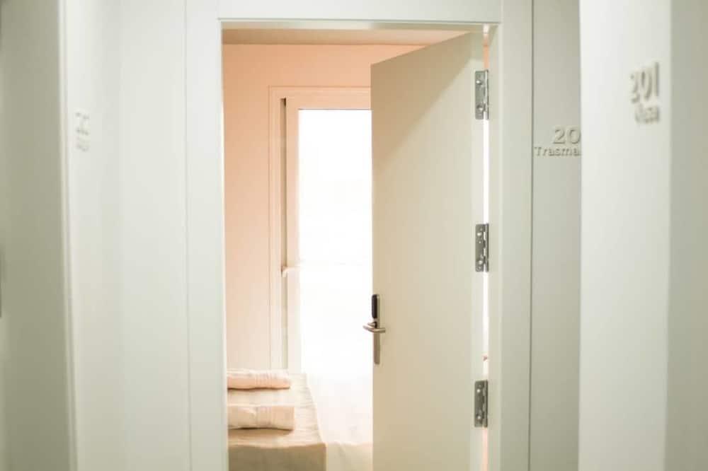 غرفة رومانسية مزدوجة - منطقة المعيشة