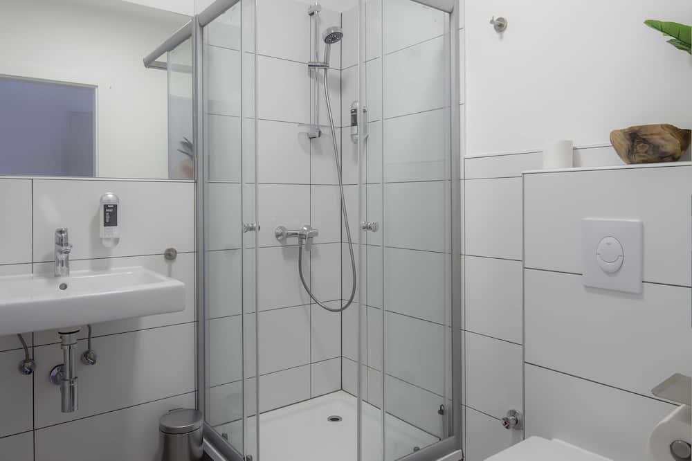 Двомісний номер «Делюкс» (2 односпальних ліжка), приватна ванна - Ванна кімната