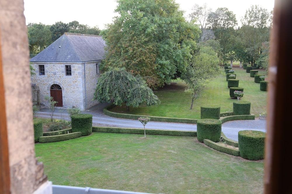 Superior Room - Pemandangan Taman