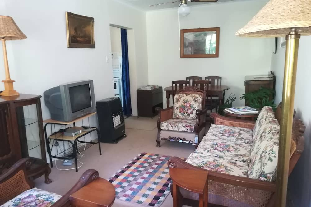 Chalet - Living Area