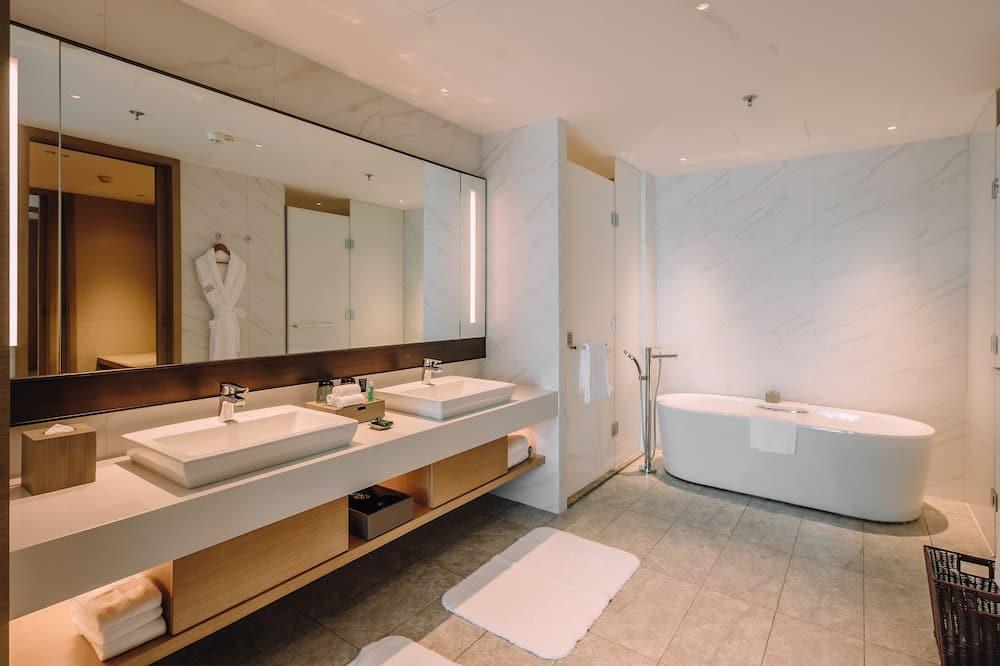 Phòng Suite Executive, 1 phòng ngủ, Không hút thuốc, Tầng Executive - Phòng tắm