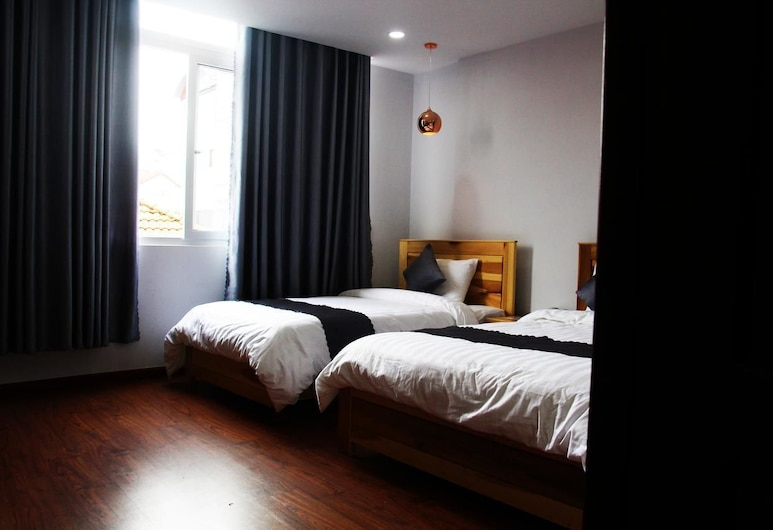 Sweet Lavender Hotel, Da Lat, Perushuone kolmelle, Vierashuone