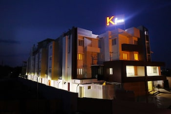A(z) Kfour Apartment & Hotels Private Limited hotel fényképe itt: Madurai