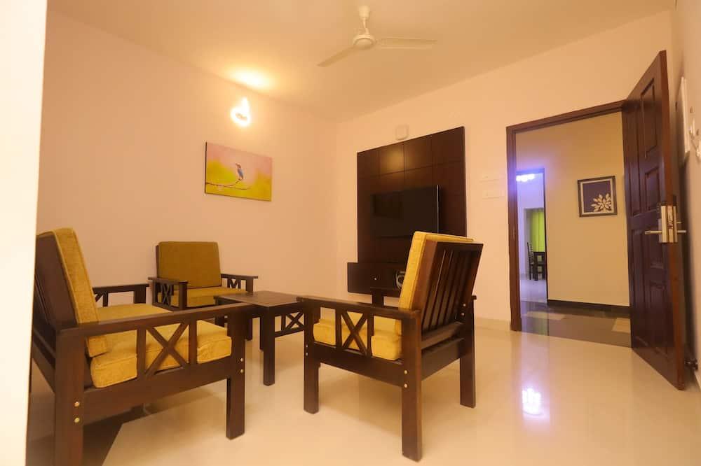 Habitación ejecutiva - Sala de estar