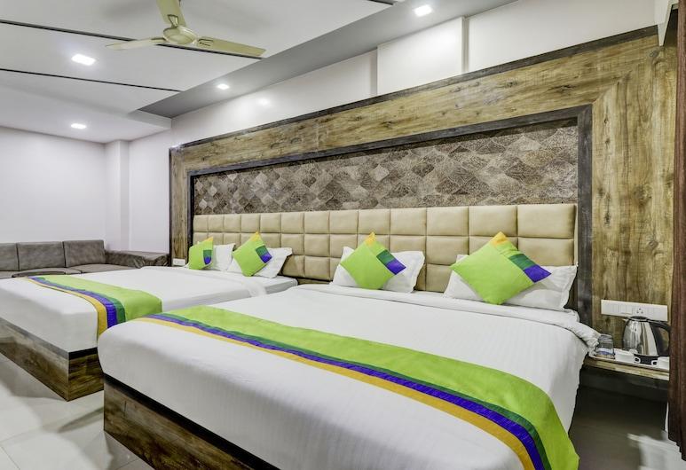 Treebo Trend Hotel Sahara Suites, Bengaluru, Deluxe Room, Guest Room