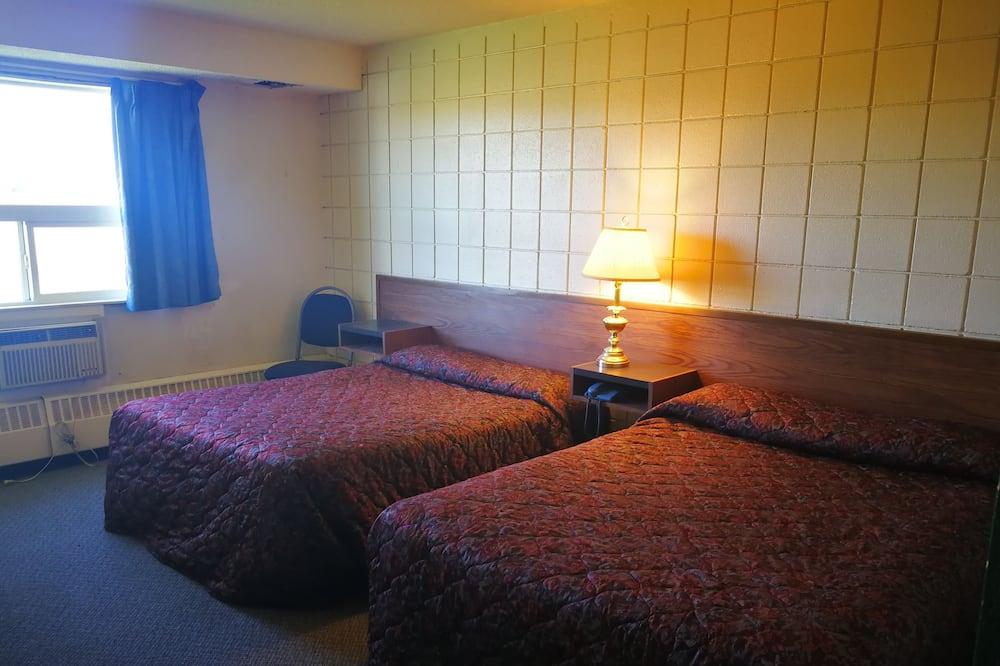 Standardzimmer, 2Doppelbetten - Zimmer