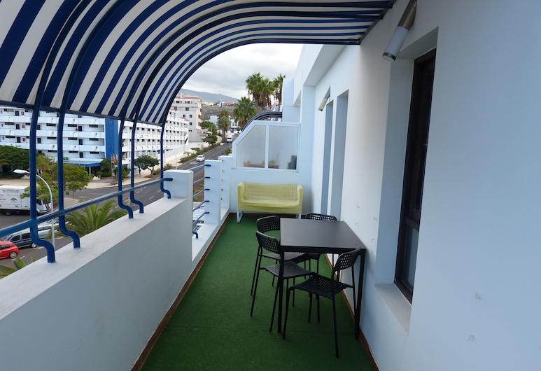Suncanarias Apartamento Funchal 303, Arona, Apartamentai, 1 miegamasis, Terasa / vidinis kiemas