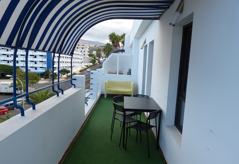Suncanarias Apartamento Funchal 303, Arona, Departamento, 1 habitación, Terraza o patio