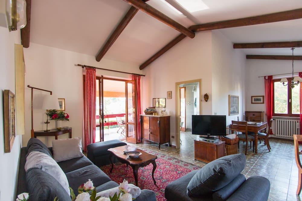 อพาร์ทเมนท์, 2 ห้องนอน (La Terrazza) - พื้นที่นั่งเล่น