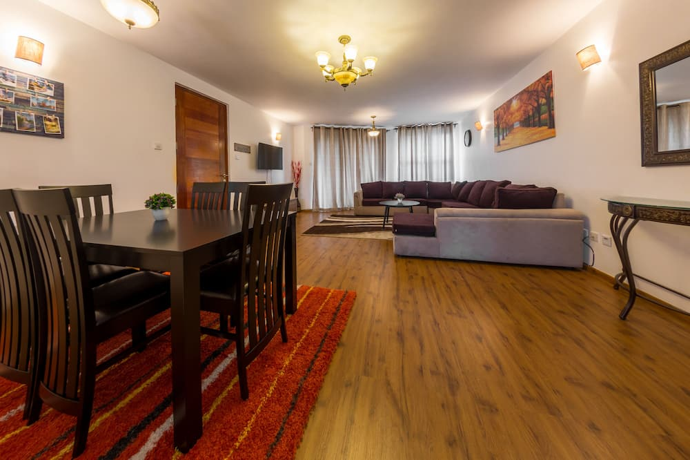 Deluxe Apartment - Guest Room