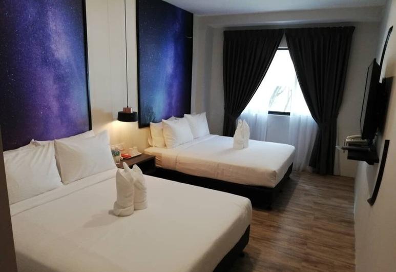 De Luna Hotel, Kuala Lumpur, Kamar Deluks (Super), Kamar Tamu