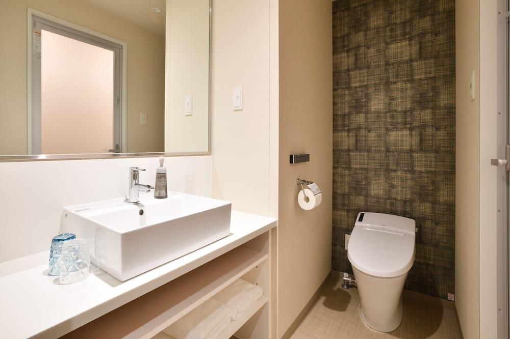 スタンダード トリプルルーム - バスルーム
