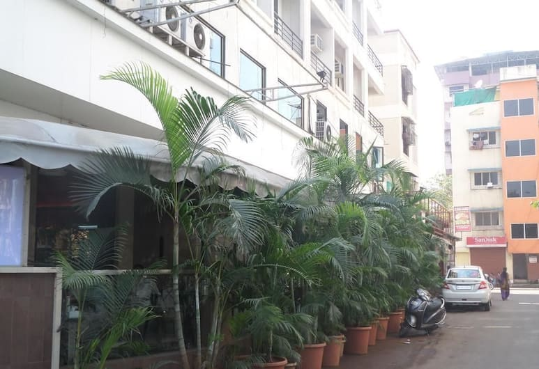 Hotel Rishi International, Bombay / Mumbai, Extérieur