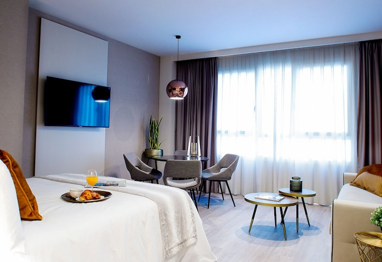 Voghe Premium Flats, Valencia, Room