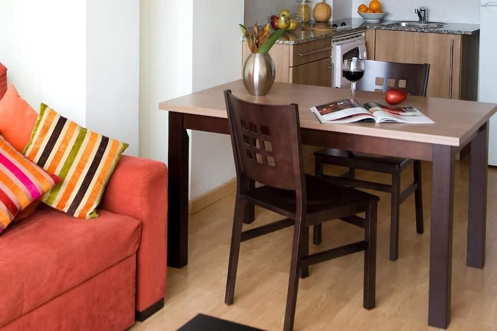 Dúplex, 2 habitaciones (4 people) - Sala de estar