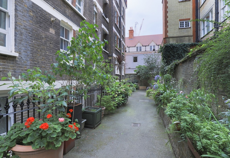 Ideal Central 1 bed Apartment Right by Selfridges!, London, Hotelgelände