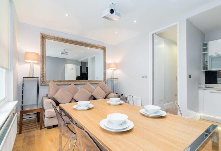 多爾斯頓現代 2 房之家酒店 - 附陽台 - 可住 4 人, 倫敦, 客房