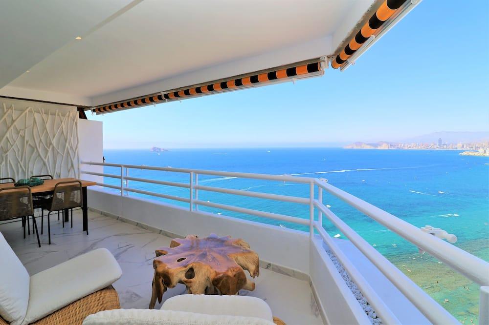 Deluxe-lejlighed - 2 soveværelser - terrasse - havudsigt - Udvalgt billede