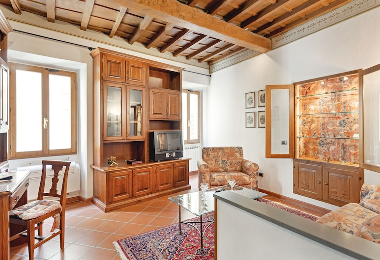 Santa Maria Novella Wooden Flat, Florence, Apartemen, 1 kamar tidur, Ruang Keluarga