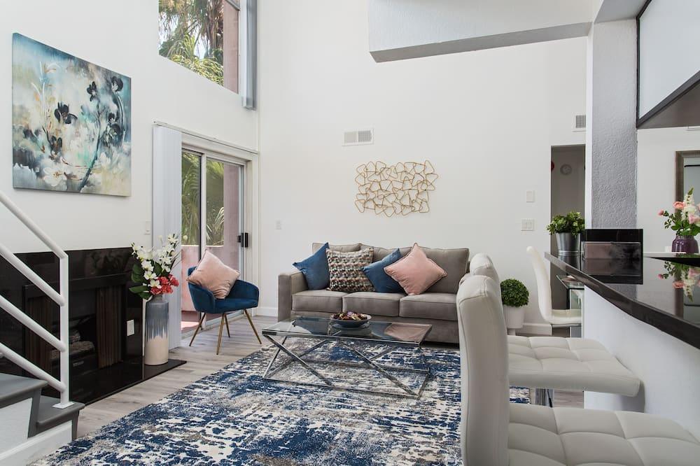 Luxusná izba - Obývacie priestory