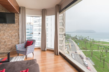 Foto van Simply Comfort. Unbeatable Ocean View in Lima