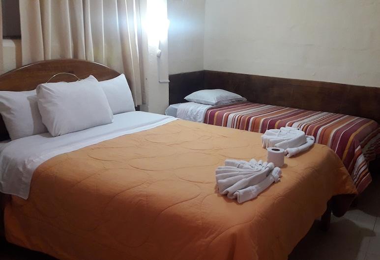 Yuri's Sambleño II Hostel, Cuzco, Superior-Dreibettzimmer, Zimmer