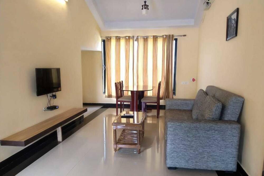 Platinum Room - Living Area