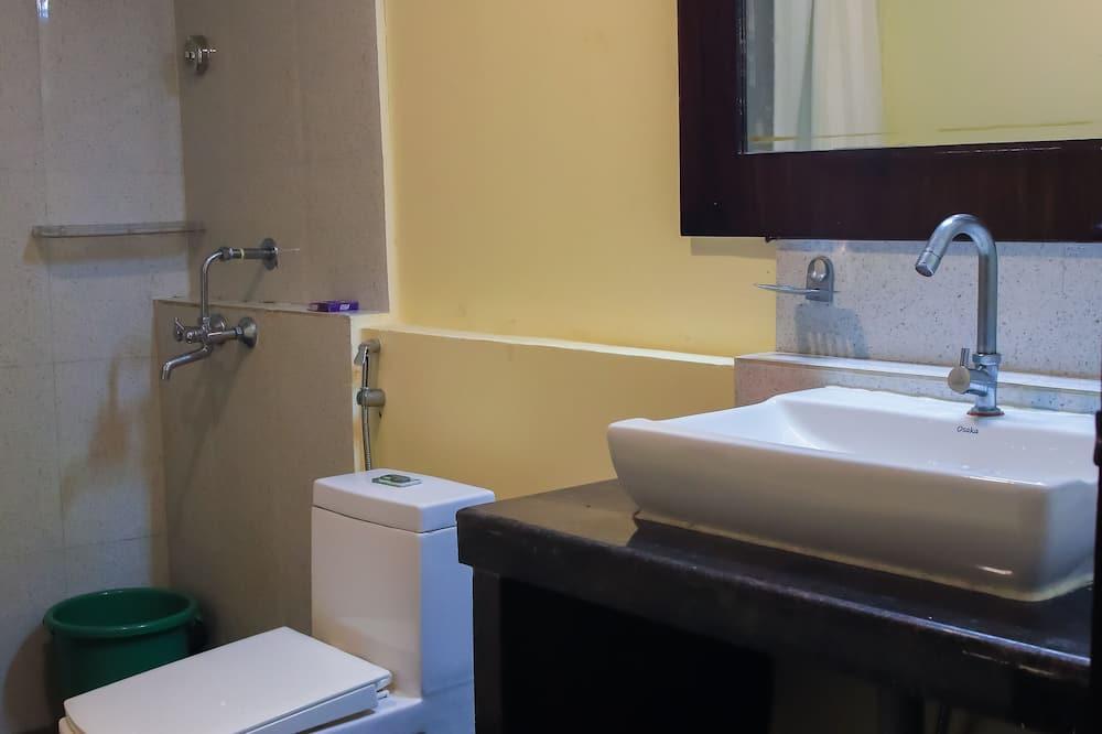 Sea View Deluxe Room - Bathroom