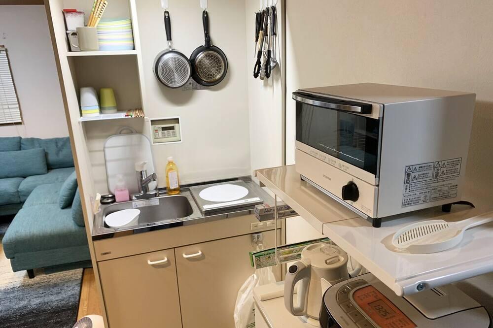 Общее спальное помещение - Общая кухня