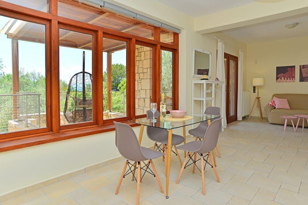 Romantic Sea-View Suite - Dzīvojamā zona